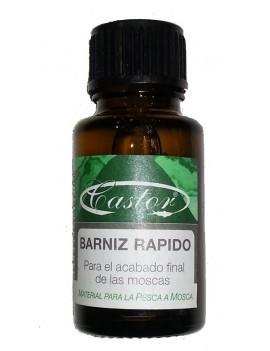 BARNIZ RAPIDO CASTOR