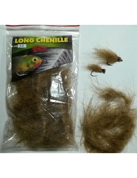 LONG CHENILLE HENDS
