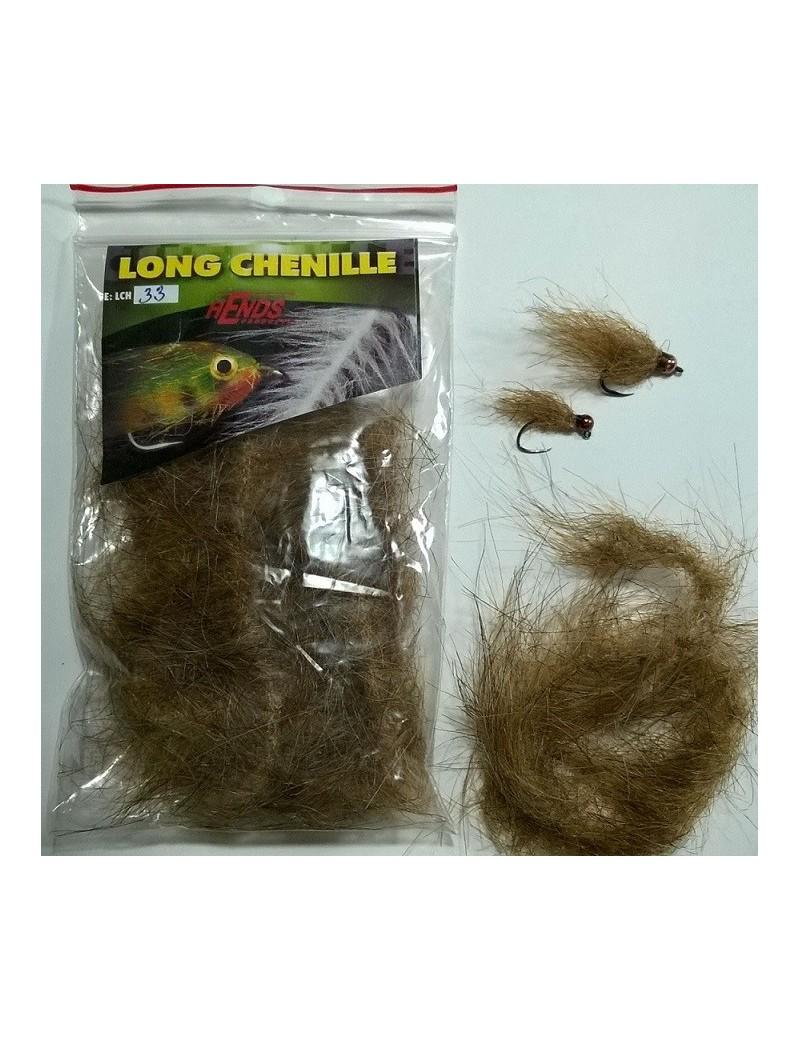 LONG CHENILLE HENDS