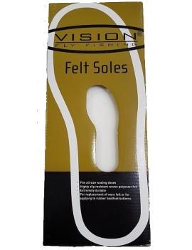 SUELAS FIELTRO VISION