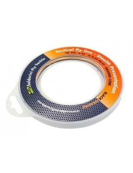 LINEA SOLDARINI TACTICAL FLY LINE 0,55 mm. Naranja/Negro