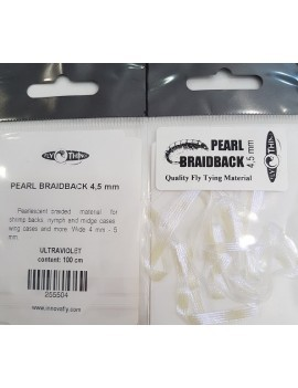PEARL BRAIDBACK