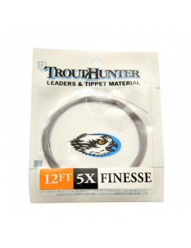 BAJOS DE LINEA CONICOS TROUT HUNTER FINESSE