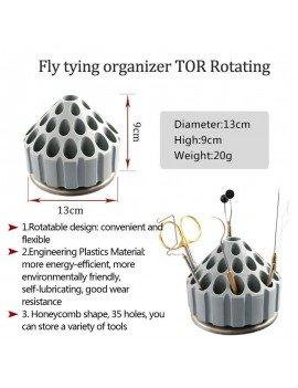 ORGANIZADOR ROTATIVO TOR