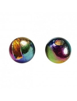 CABEZAS DE TUNGSTENO PLUS METALLIC RAINBOW