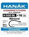 ANZUELOS HANAK  H500BL