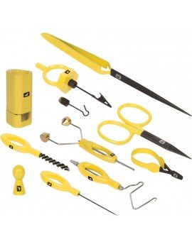 COMPLETE FLY TYING TOOL KIT LOON
