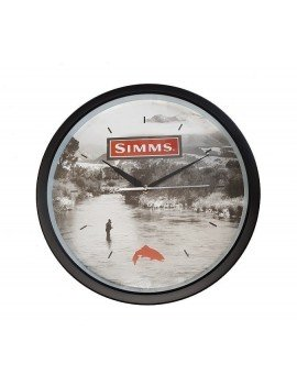 RELOJ DE PARED SIMMS TROUT
