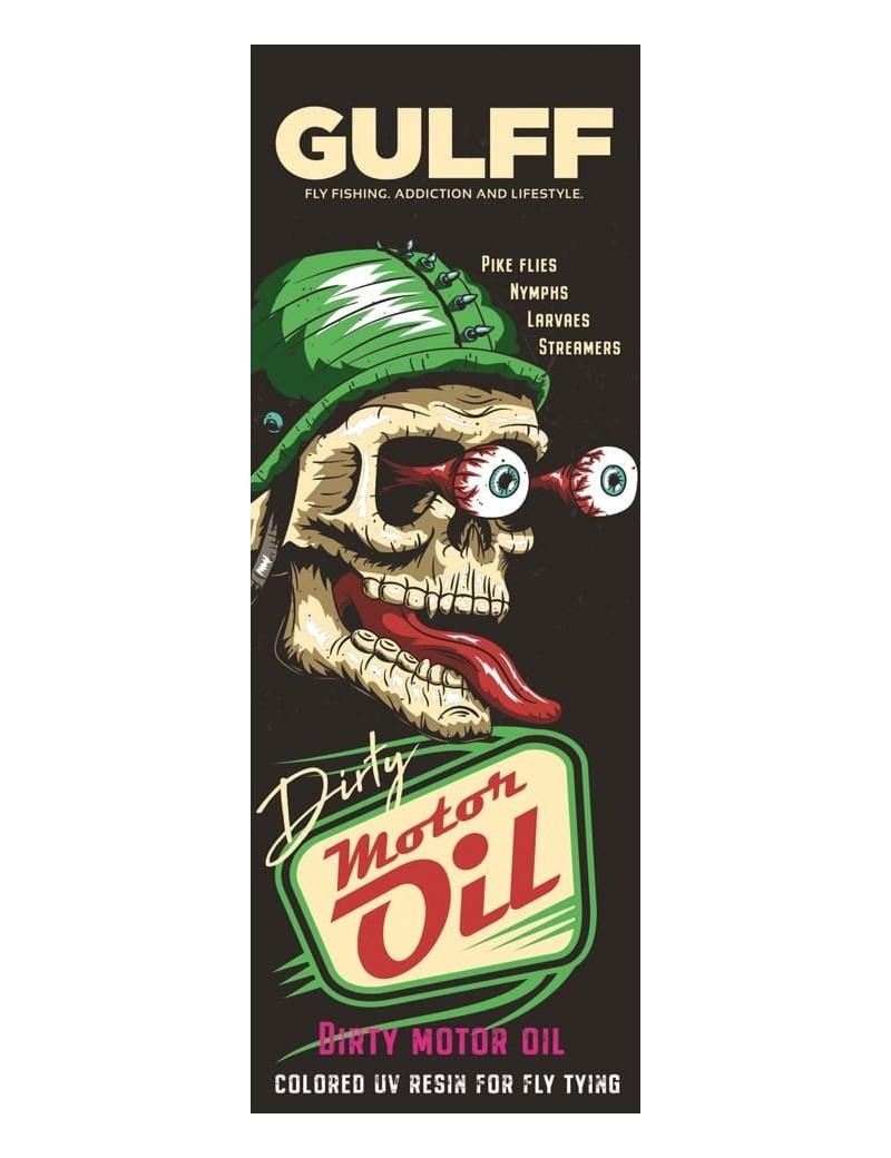 BARNIZ UV GULFF MOTOR OIL