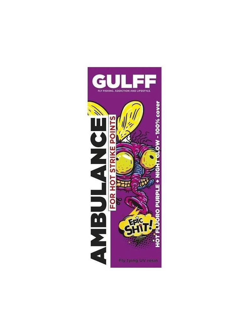 BARNIZ UV GULFF AMBULANCE 15 ML