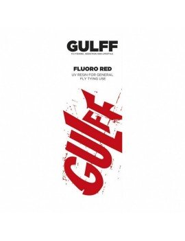 BARNIZ UV GULFF FLUORO RED