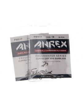ANZUELOS AHREX FW517 CURVED...
