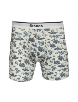BOXER SIMMS BRIEF ROOSTER KHAKI