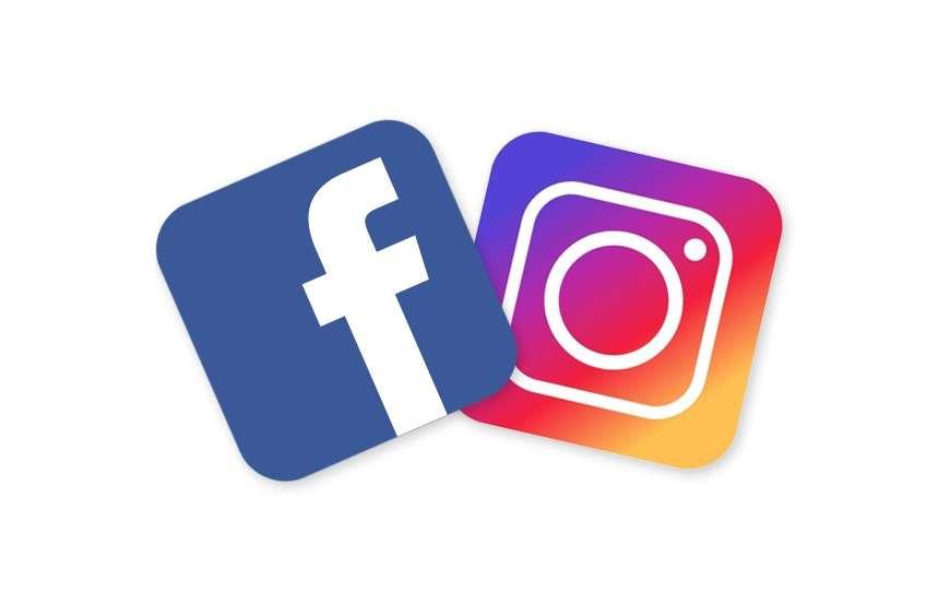 Siguenos en facebook e instagram